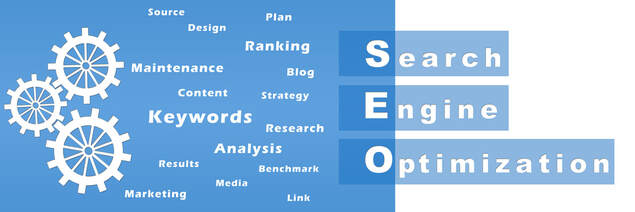 Picture of SEO logo created by Real SEO in Doral, FL